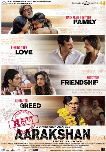 Aarakshan (2011) 1080p WEB-DL AVC AAC-DUS Exclusive
