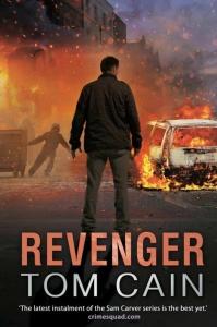 Tom Cain - Samuel Carver 06 - Revenger (epub)