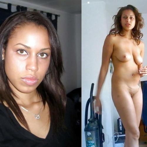 Hot girls dressed undressed