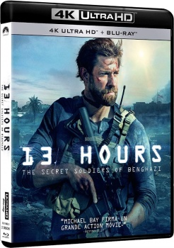 13 Hours: The Secret Soldiers of Benghazi (2016) Full Blu-Ray 4K 2160p UHD HDR 10Bits HEVC ITA DD 5.1 ENG Atmos/TrueHD 7.1 MULTI