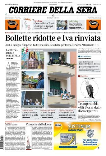 Corriere della Sera - 14 03 (2020)
