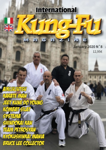 International Kung Fu Magazine - January (2020)