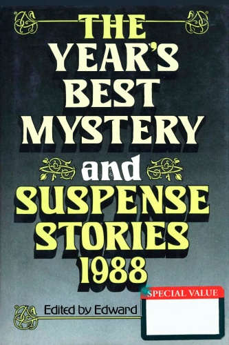 The Year's Best Mystery and Suspense Stories