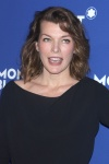 Milla Jovovich -             Montblanc Celebrates 75th Anniversary of Le Petit Prince New York City April 4th 2018.