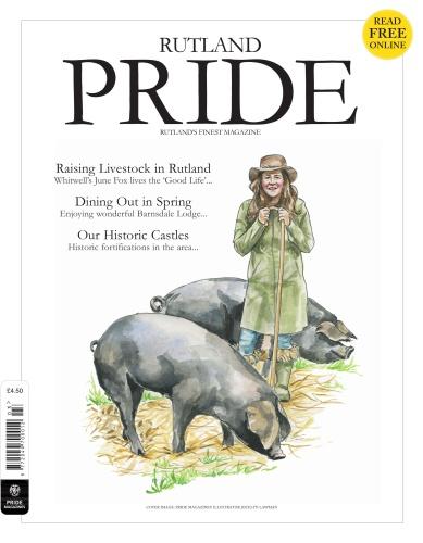 Rutland Pride - March (2020)
