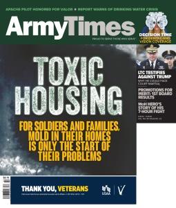 Army Times  November 2019