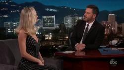 Brie Larson - Jimmy Kimmel Live 2019-03-04