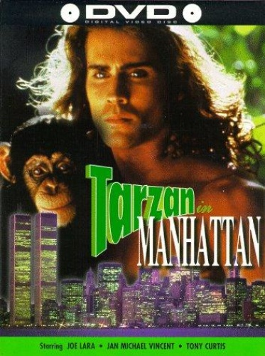 Tarzan In Manhattan (1989) 720p WEBRip x264 ESubs [Dual Audio][Hindi+English]
