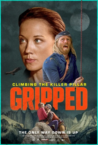 Gripped Climbing the Killer Pillar 2020 1080p WEB-DL H264 AC3-EVO