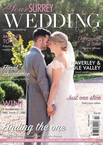 Your Surrey Wedding - February-March (2020)