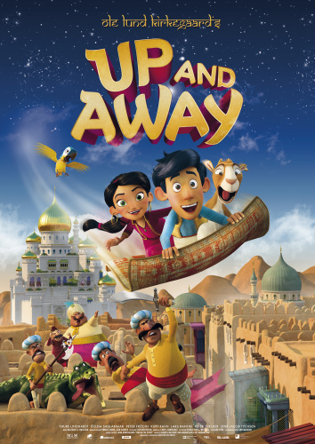 Up and Away 2018 DUBBED WEB-DL XviD MP3-XVID
