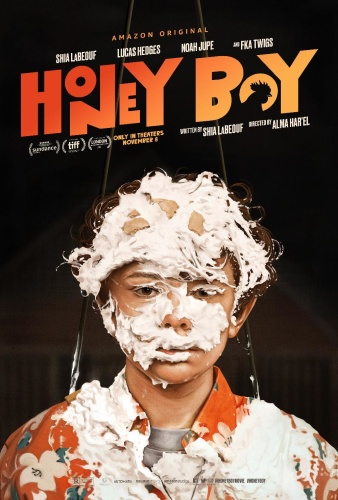 Honey Boy 2019 DVDSCR XviD AC3-EVO
