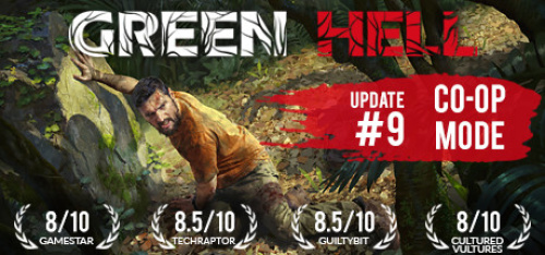 Green Hell [v 1.5.3] (2019) SpaceX