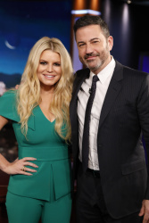 Jessica Simpson - Jimmy Kimmel Live: January 29th 2020