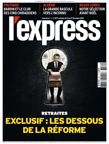 L ' Express - 11 12 (2019)