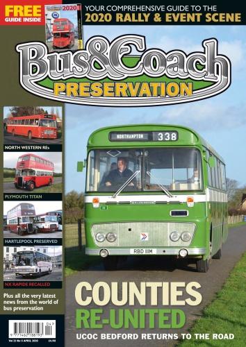 Bus & Coach Preservation - April (2020)