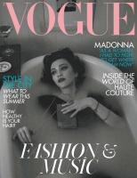 Madonna -              Vogue Magazine (UK) June 2019.