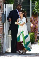 Marisa Tomei -                   Eva Longoria's Baby Shower Los Angeles May 5th 2018.