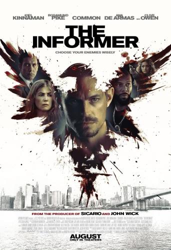 The Informer 2019 720p BluRay X264-AMIABLE
