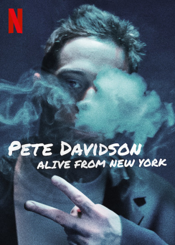 Pete Davidson Alive From New York 2020 WEBRip XviD MP3-XVID