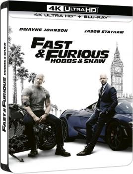 Fast & Furious - Hobbs & Shaw (2019) Full Blu-Ray 4K 2160p UHD HDR+ 10Bits HEVC ITA E-AC3 7.1 ENG TrueHD/Atmos 7.1 MULTI