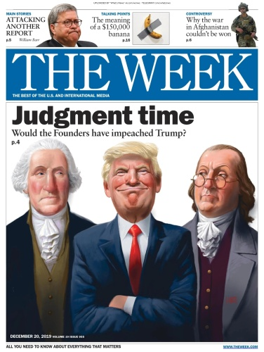 The Week USA - 20 12 (2019)