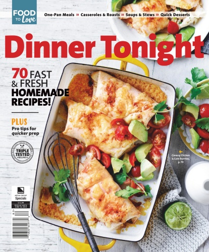 Food to Love Special Edition - Dinner Tonight (2019)