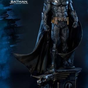 Batman : Arkham Knight - Batman Battle damage Vers. Statue (Prime 1 Studio) N9AuiSff_t