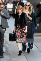 "Bryce Dallas Howard - arriving at ""Ellen"" in LA 12/4/17"