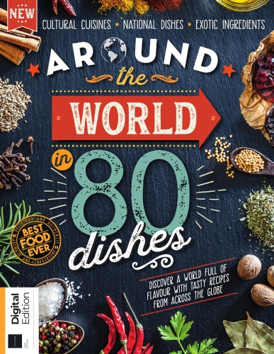 Around The World In 80 Dishes - January (2020)
