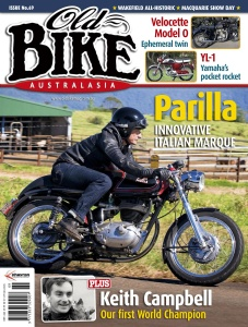Old Bike Australasia  November 01 (2017)