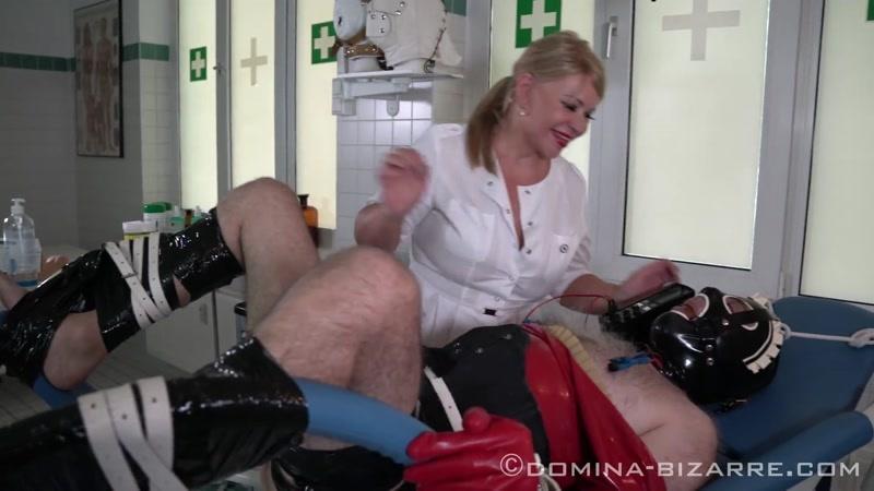 Lady Mercedes starring in video (Eine penible Untersuchung – Teil 6) of (Domina Bizarre) studio [FullHD 1080P]