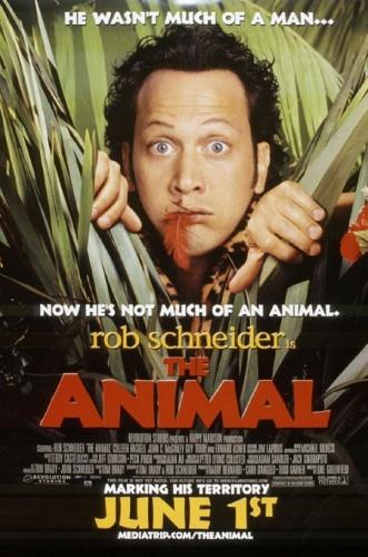 The Animal (2001) 720p WEBRip x264 Esubs [Dual Audio][Hindi+English] -=!Dr STAR!=-