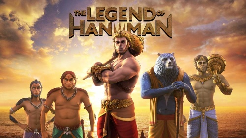 The Legend of Hanuman S01 (2021) 1080p WEB-DL Hindi+Multi DD5 1 x265-TT Exclusive