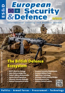 European Security and Defence - September (2019)