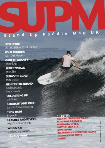 SUP Mag UK - Issue 23 - October (2019)
