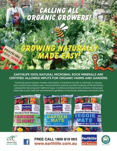 Good Organic Gardening - May-June (2020)