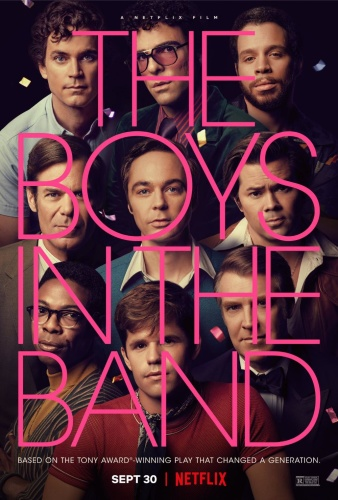 The Boys in the Band 2020 HDRip XviD AC3-EVO