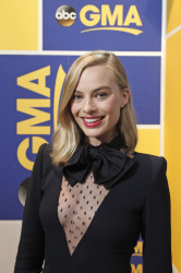 Margot Robbie - Good Morning America: November 30th 2017