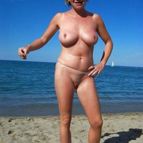 Granny nude beach tumblr