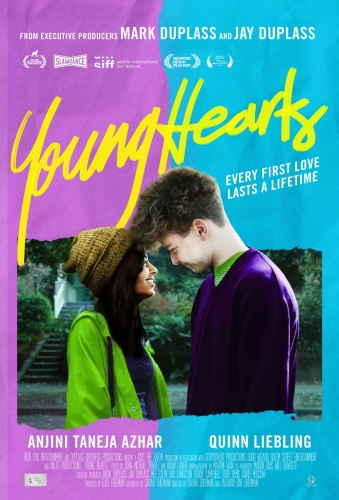 Young Hearts 2021 HDRip XviD AC3-EVO