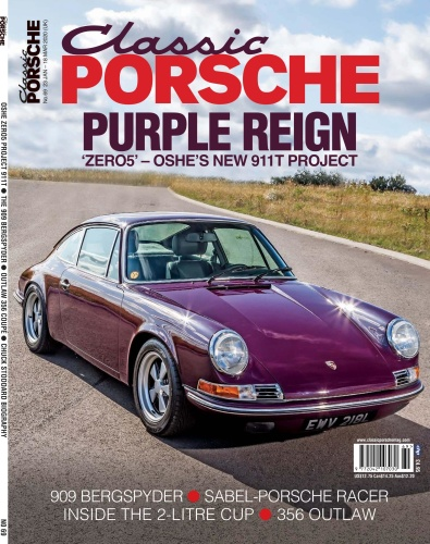 Classic Porsche - Issue 69 - January (2020)