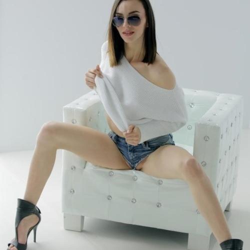 White lesbian porn