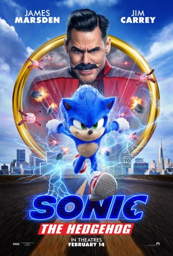 Sonic The Hedgehog 2020 720p WEB-DL XviD AC3-FGT