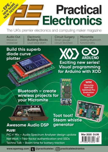 Practical Electronics - March (2020)