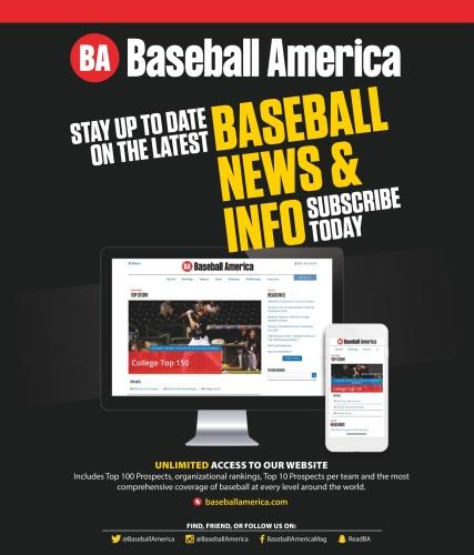 Baseball America - April 01 (2020)