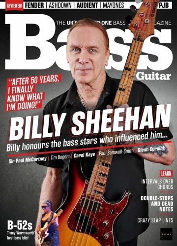 Bass Guitar - April (2020)