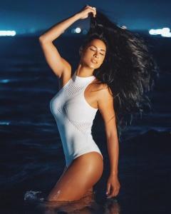 nackt Carvalho Jaqueline Hot Sexy