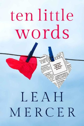 Ten Little Words by Leah Mercer