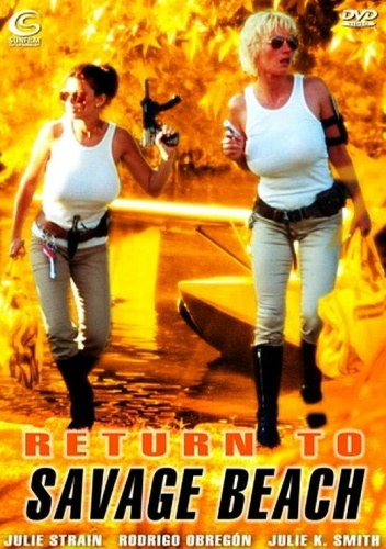 Return To Savage Beach (1998) UNRATED 720p BluRay x264 ESubs [Dual Audio][Hindi+English]
